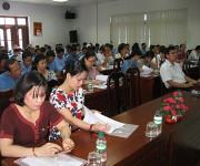 Hội nghị - Tập huấn