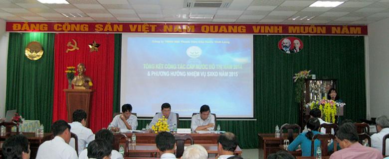 VWACO tổ chức Hội nghị đại biểu người lao động năm 2015